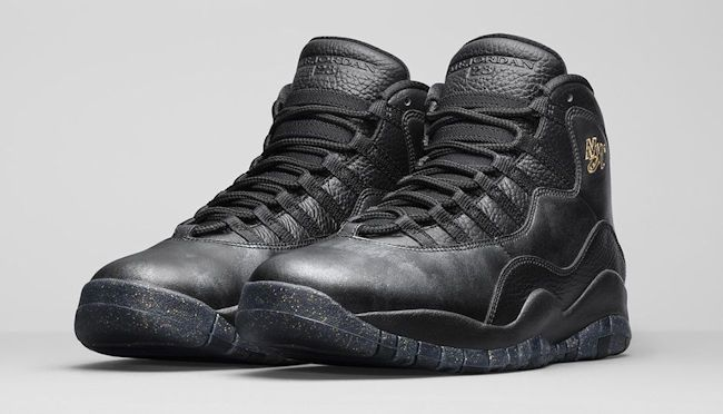 Air Jordan 10 Retro New York 1
