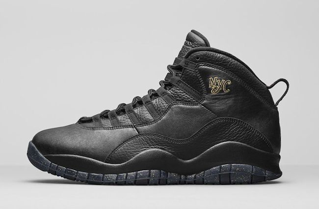 Air Jordan 10 Retro New York 2