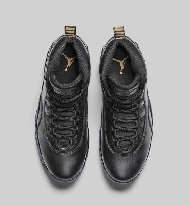 Air Jordan 10 Retro New York 4
